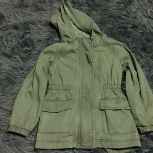 04722f854793 Old navy toddler girl jacket size 5t
